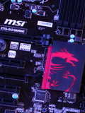 MSI Shows Off Three of Its Gaming Series Motherboards