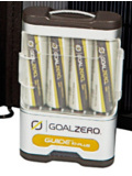 GoalZero Guide 10 Plus Mobile Kit - Harness the Power of the Sun