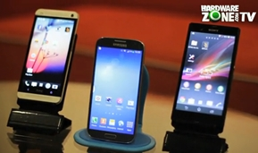 Preview: HTC One vs. Samsung Galaxy S4 vs. Sony Xperia Z