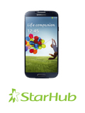 StarHub Announces Price Plans for the Samsung Galaxy S4 (Update)