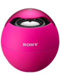 Sony Announces Compact NFC and Bluetooth Speaker