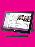 Microsoft Surface Pro - Showcasing the Vision