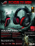 ASUS ROG Vulcan Pro and Orion Pro Headsets Come with Free Games from Ubisoft