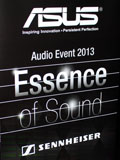 ASUS Essence of Sound Audio Event