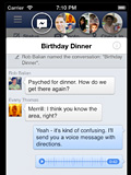 Facebook 6.0 for iOS Brings Chat Heads to iPhone and iPad
