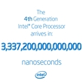 Fourth Generation Intel Core Processors Set to Arrive on June 4