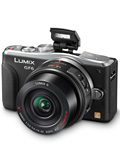 Panasonic Launches Lumix GF6 with Wi-Fi and NFC