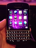 BlackBerry Q10 Available in Singapore from End May (Updated)