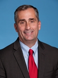 Intel Announces COO Brian Krzanich as New CEO Starting May 16