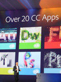 Adobe Announces Next Generation Apps Exclusively for the New Creative Cloud