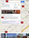 New Google Maps Interface Revealed Ahead of Google I/O