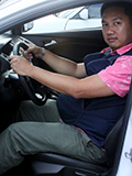 Daddy's Day Out - Ford Promotes Car Safety for Pregnant Women