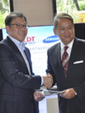 PLDT and Samsung Partnership Brings New Business Experience to SMEs