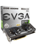 EVGA GeForce GTX 760 Superclocked w/ ACX Cooling