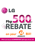 LG and Meralco Team Up to Give Buyers PhP 4,000 Off on Split-type AC