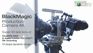 4K Gear at BroadcastAsia 2013