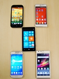 Shootout: 4G LTE Smartphones Below S$600