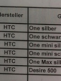 Leaked Documents Reveal New Devices from HTC and Nokia