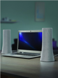 Logitech Bluetooth Speakers Z600 Offers Wireless Connectivity for Up to Three Devices Simultaneously