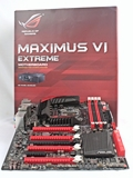 First Looks: ASUS Maximus VI Extreme Motherboard
