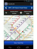 New TransitLink Mobile Services App Helps Enhance Public Transport Travel Services and Solutions