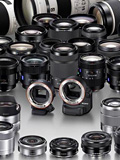 Loan Alpha Lenses from Sony