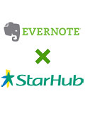 Evernote Partners with StarHub to Offer Free 1-year Evernote Premium Subscription to Eligible Customers