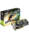 MSI GeForce GTX 760 Hawk Unveiled