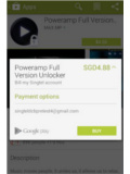 SingTel's Carrier Billing for Google Play Purchases Available for Postpaid Customers Only