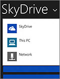 SkyDrive Gets Deeper OS Integration in Windows 8.1