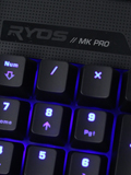 Roccat Ryos MK Pro Mechanical Keyboard - An Illuminating Experience