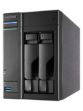 ASUStor Launches Economical Entry-Level AS 2 Series NAS