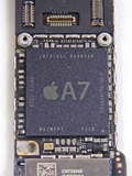 Die Shot of Apple A7 Processor Revealed
