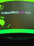 BlackBerry Showcases New Apps at Jam Asia 2013
