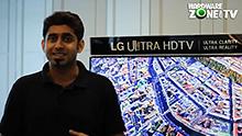 First Looks: LG 65-inch LA9700 Ultra HD TV