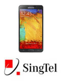 SingTel Announces Price Plans for Samsung Galaxy Note 3
