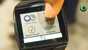 Demo: Qualcomm Toq Smartwatch