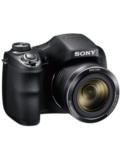 Sony H300 Combines Compact Camera Features with a DSLR-like Body