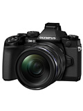 Olympus Announces New Mirrorless Flagship OM-D E-M1