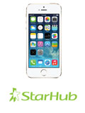 Apple iPhone 5S and 5C Price Plans Announced by StarHub