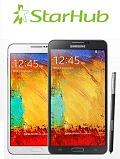 Pre-registered StarHub Users can Book Samsung Galaxy Note 3 on 20 September!