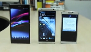 First Looks: HTC One Max