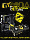 MSI Master Overclocking Arena 2013 - Where OC History was Made