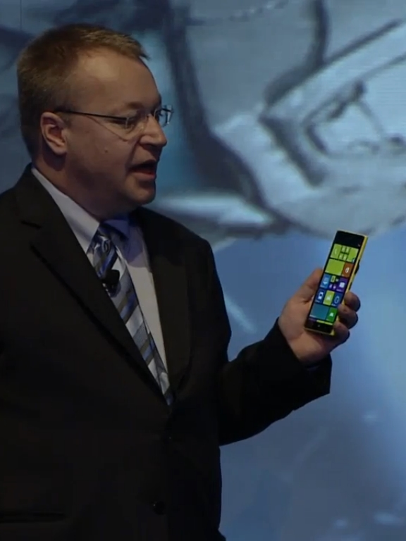 Nokia Unveils 6-inch Lumia 1520 and 1320
