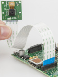 Raspberry Pi Model A Board and Camera Module Released