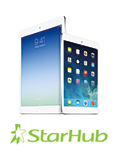 StarHub Unveils Price Plans for Apple iPad Air
