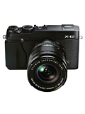 Fujifilm Announces X-E2 Mirrorless Camera and XQ1 Compact with X-Trans Sensor
