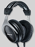 Shure Introduces New SRH1540 Closed Back Premium Studio Headphones