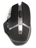 Logitech G602 Wireless Gaming Mouse - Lag Free Wireless Performance