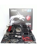 Preview: MSI Z87M Gaming - A Nifty Package